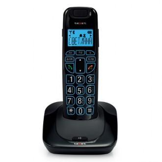 Радиотелефон DECT teXet TX-D7505A