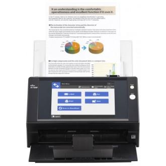 Сканер Fujitsu-Siemens N7100  Black/White