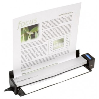 Сканер Fujitsu-Siemens ScanSnap S1100i  Black/White