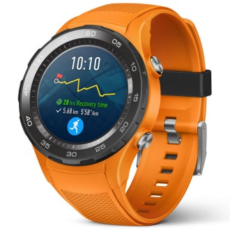 Смарт-часы Huawei Watch 2 Sport 4G  Orange