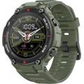 Смарт-часы Xiaomi Amazfit T-Rex Army Green (A1919)(6970100373882)