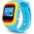Смарт-часы Ginzzu GZ-501 Silicone Blue