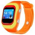 Смарт-часы Ginzzu GZ-501 Silicone Orange
