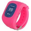 Смарт-часы Кнопка жизни К911 (9110102) Silicone Pink