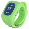 Смарт-часы Кнопка жизни К911 (9110104) Silicone Green