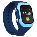 Смарт-часы Кнопка жизни К917 (9170109) Silicone Blue