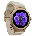 Смарт-часы LG Watch Style W270 (LGW270.ACISPG) Leather Beige