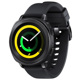 Смарт-часы Samsung Gear Sport SM-R600 Black