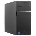 Системный блок MicroXperts A100-15 (3413856)(Intel Celeron G1820/DDR3 4Gb/500Gb/HDD/GMA/DVD-RW/DOS) Black
