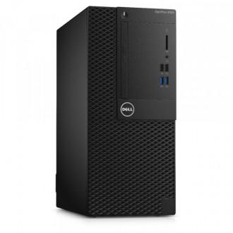 Системный блок Dell OptiPlex 3050 MT Black
