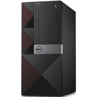 Системный блок Dell Vostro 3667 MT Black