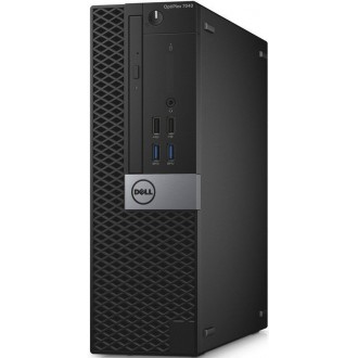 Системный блок DELL Optiplex 7040  Black/Silver