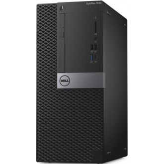 Системный блок DELL Optiplex 7050 MT Black
