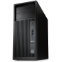 Системный блок HP Z240 TW  Black