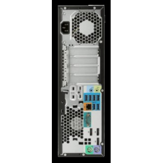 Системный блок HP Z240  Black