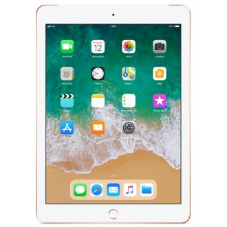 Планшет Apple iPad  128Gb Wi-Fi + Cellular MRM22RU/A Gold