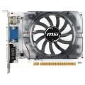 Видеокарта MSI GeForce GT 730(N730-2GD3V2 ) ( 700Mh/ PCI-E 2.0/2048Mb/1800Mhz/128 bit/DVI/HDMI/HDCP) Ret