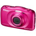Фотоаппарат цифровой Nikon Coolpix W100 (VQA012K001 ) Pink