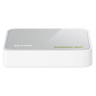 Коммутатор TP-LINK TL-SF1005D White