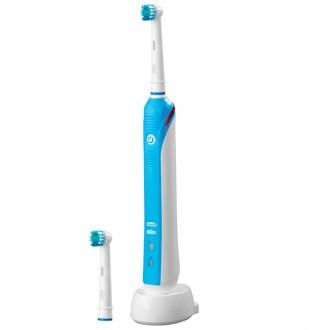 Электрическая зубная щетка Oral-B TriZone 1000 White/Blue