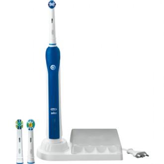 Электрическая зубная щетка Oral-B Professional Care 3000 White/Blue