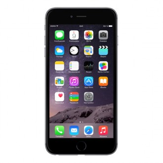 Смартфон Apple iPhone 6 Plus 128Gb Space Gray MGAC2RU/A